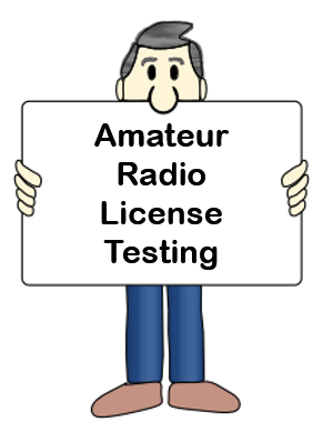 Amateur Radio License Testing